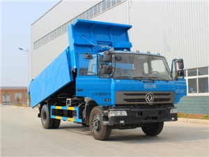 DongFeng 12CBM sealed garbage truk