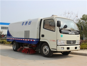best 4CBM street sweeping truck for sale