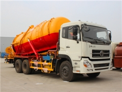 DongFeng 16-18CBM Cesspit Emptier for export