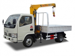 2Ton Telescoping Boom Crane Truck high performance