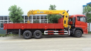 manufacturer directly sale XCMG 14Tons truck monuted crane
