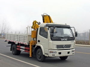 3.2 Ton quality assurance boom truck mounted crane SQ3.2ZK2