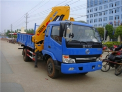 5 Ton Hot sales truck mounted crane for sale