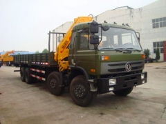 6.3 Ton Knuckle Boom Truck Mounted Crane SQ6.3ZK3Q