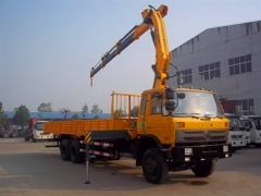 manufacturer provide knuckle boom crane 12T