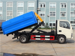 DFAC best roll on roll off refuse truck export