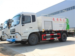 7CBM DFAC high pressure jetting truck best after-sale service