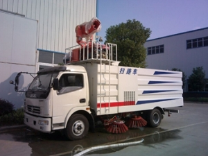 high quality multi-functional road sweeper trucks hot sale