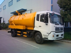 10-14CBM Cesspit Emptier truck good quality for export