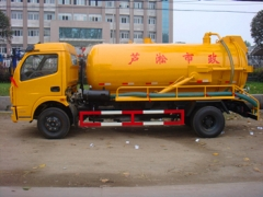 low price 6000L Spetic pump truck hot sale with good reputation wholesale