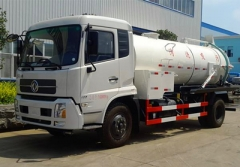 10000L DFAC Combined Sewer Jetting Vacuum Trucks