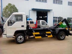 TOP brand roll on roll off refuse transportation trucks