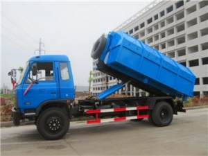 10CBM Roll on Roll off garbage trucks wholesale