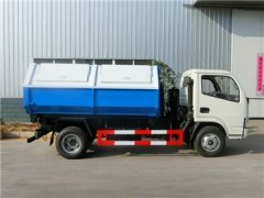 DongFeng Roll on Roll off Trucks capacity 4000Liters