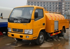 TOP quality 3-4CBM High Pressure Jetting trucks export