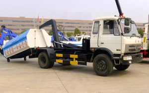 10CBM Roll on Roll off trucks wholesale in Africa