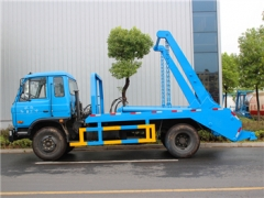 8CBM garbage bin lifting trucks export good quality and low price