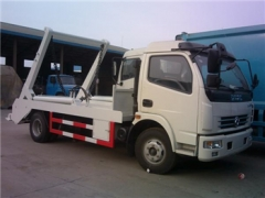 6000Liters Good quality skip loader trucks