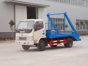 3CBM skip refuse garbage trucks sanitation equipment wholesale