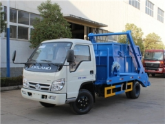 2000Liters skip loader garbage trucks hot sale with good price