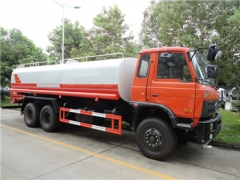 used water bowser tank trucks export to Myanmar