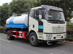 Best FAW 9CBM water tanker trucks wholesale in Dubai