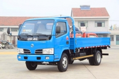 DongFeng 3300mm wheelbase AWD trucks