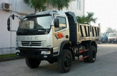 Manufacturer directly sale AWD 6Tons cargo trucks