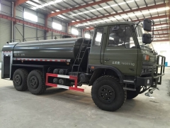Good quality 6x6 water sprinkler tanker trucks
