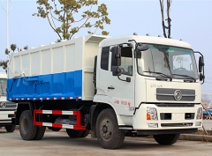 garbage collection truck manufacturer supply