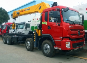 Most professional 20Tons Truck Mounted crane for sale