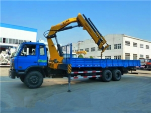 How to find best DFAC 8Tons boom truck crane