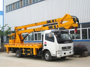 best 14m aerial working platform truck lower price sale