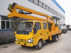 International ISUZU 16m aerial working platform low price