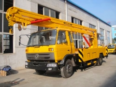 factory directly sale 20m bucket lifting truck