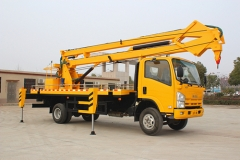 Best 18m bucket lifting trucks export