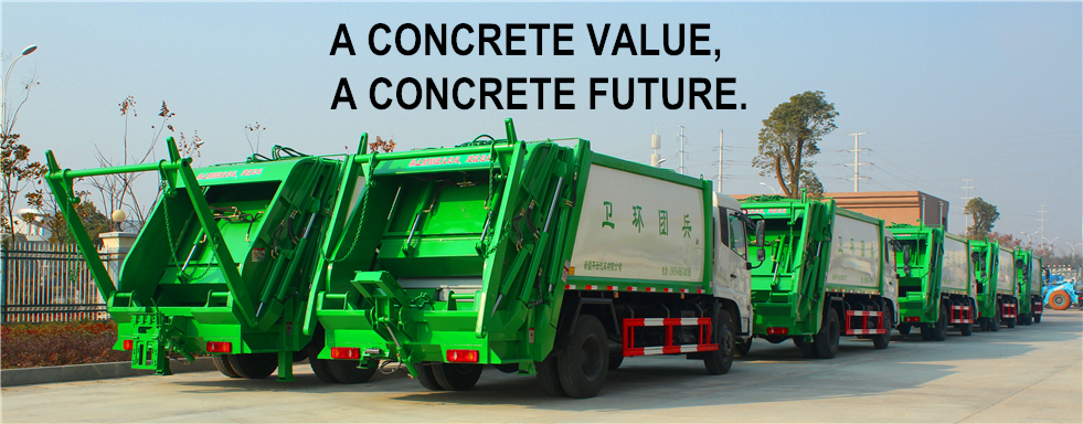garbage collection equipment